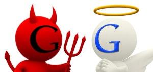 Google Evil vs St. Google